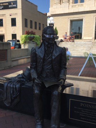 Photo0 Jpg Picture Of Joel Roberts Poinsett Statue Greenville Tripadvisor