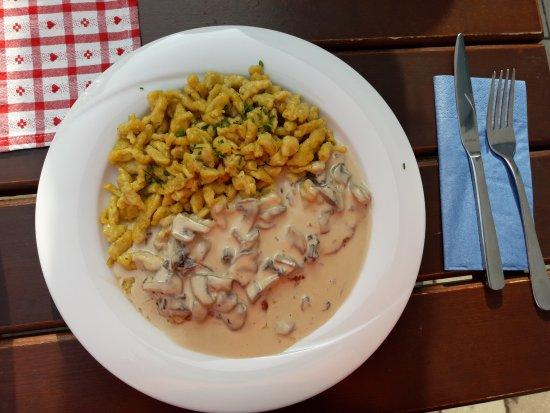 Gunzenhausen, Germany: Das Essen