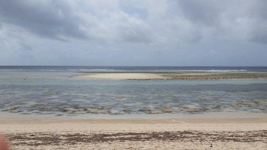 Sand Island Beach Cottages: 20170819_102553_large.jpg