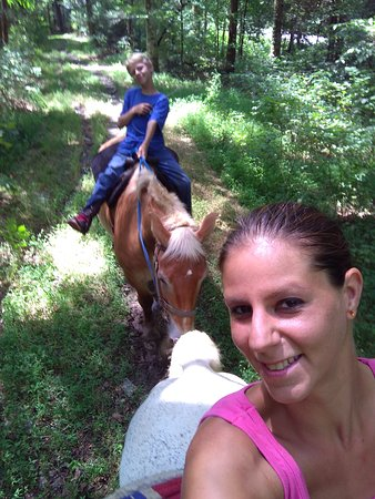 Townsend, TN: Davey crocket is the best doing trail mountain rides the guide's are great if you want to ride a