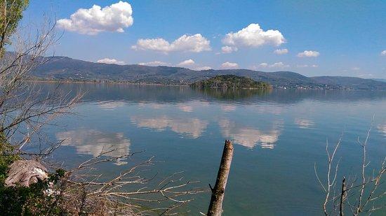 Lac Trasimeno : Isola Maggiore