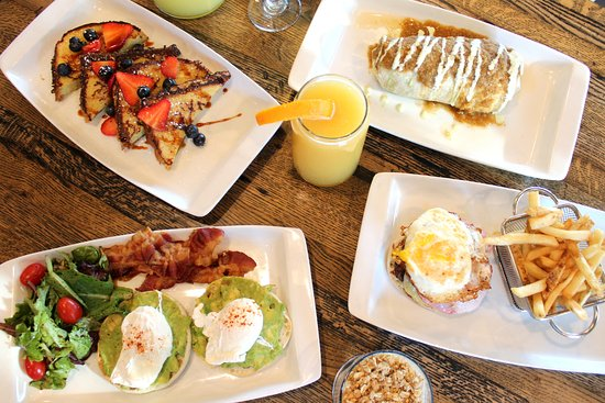 The Shannon Rose: Fill your belly with the most important meal of the weekend...brunch!