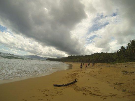 Santa Barbara de Samana, Dominican Republic: Playa el Valle
