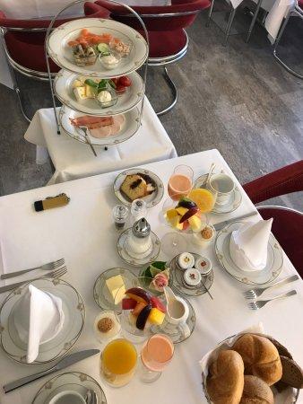 Hotel Christine: colazione