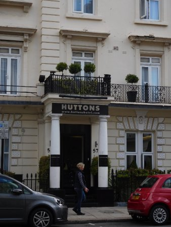 Huttons Hotel Photo