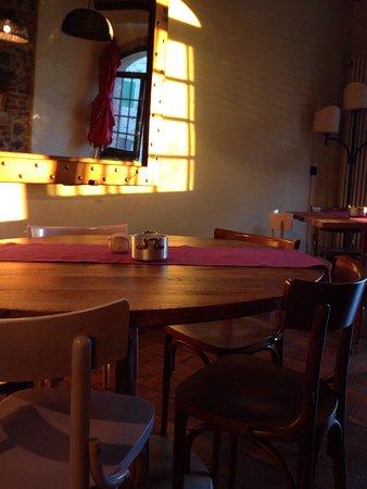 Monticiano, Italy: La Taverna del Soldatino