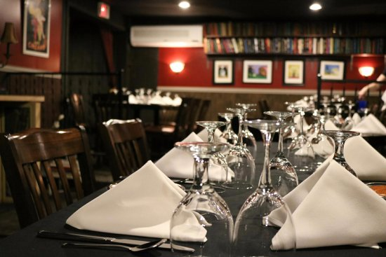 Egg Harbor Township, NJ: private dining
