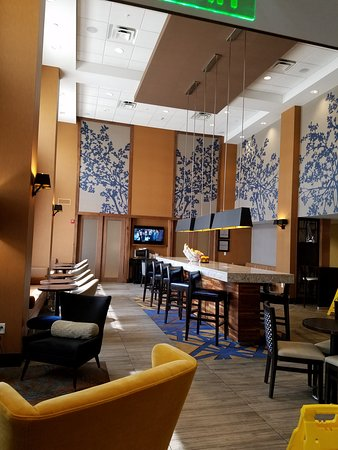 Hampton Inn Suites Baltimore Woodlawn 114 1 3 4 Updated 2018 Prices Hotel Reviews Ord Mill Md Tripadvisor