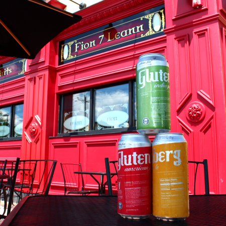 Ramsey, NJ: Gluten free beers are now available at the pub!