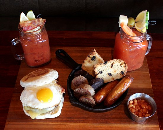 Ramsey, NJ: Megan's Bloody Bourbon & Nicole's Pickled Mary