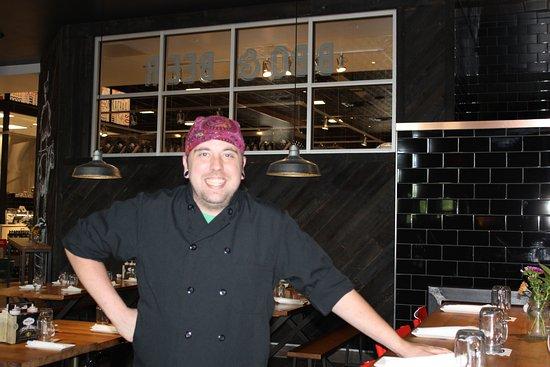 Canton, ميتشجان: Brandon Clark - Executive Chef 