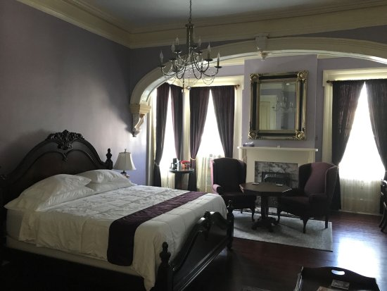 The Royal Room Picture Of Marigny Manor House New Orleans