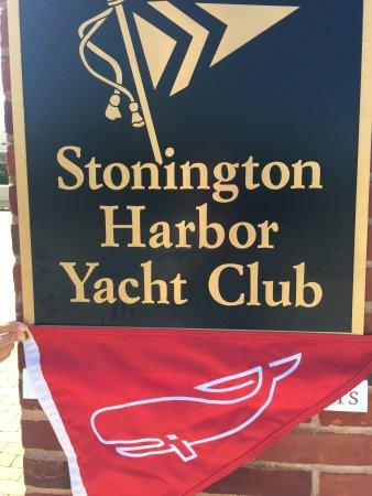 Stonington Harbor Yacht Club: SHYC & LYC
