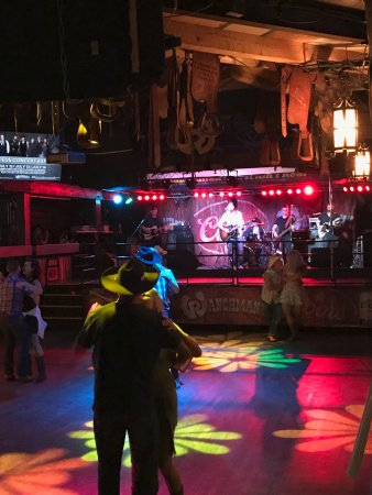 Ranchman's Cookhouse and Dancehall: Live Music