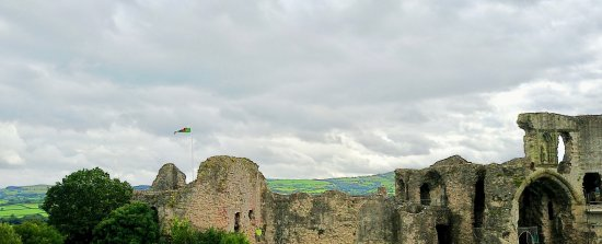 Denbigh, UK: Castle View Two