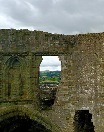 Denbigh, UK: Castle View Three