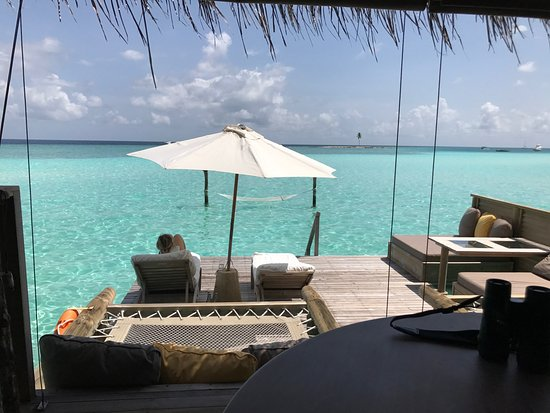 Gili Lankanfushi Maldives: First day, settling in