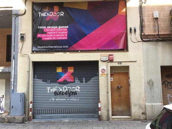 Escape Room Barcelona Miedo Sesion