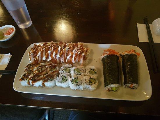Steinbach, Canadá: Sushi Garden