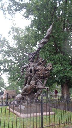 Parque Nacional Militar de Gettysburg: North Carolina