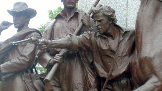 Parque Nacional Militar de Gettysburg: Virginia