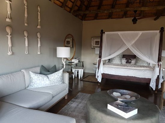 Ladysmith, South Africa: Romance suite