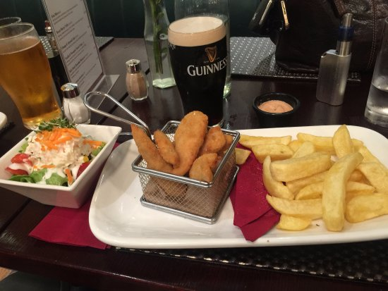 Drinagh, Irland: Hot, tasty and good value