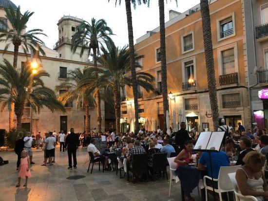 Plaza de la Santisima Faz