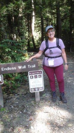 Lansing, Virginia Barat: This was my favorite hike.