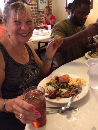 Mrs Wilkes Dining Room Savannah Downtown Menu