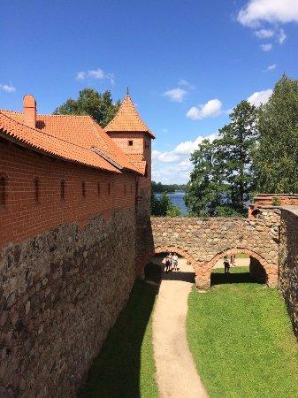Trakai, Lituania: On the territory