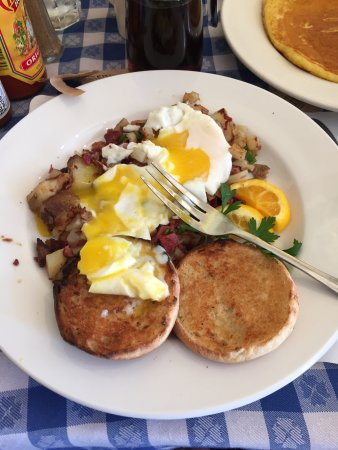 New Morning Cafe Tiburon California