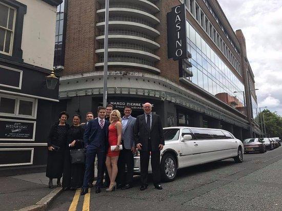 Long Eaton, UK: 18th birthday to Alea casino