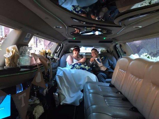 Long Eaton, UK: Newark wedding in the Presidential