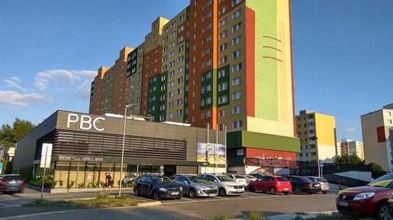 منطقة براتيسلافا, سلوفاكيا: PBC-Petržalka Bowling Center