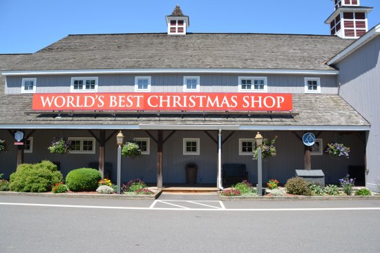 South Deerfield, MA: The Christmas Section
