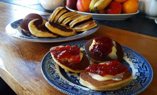 Callanish, UK: homemade treat....