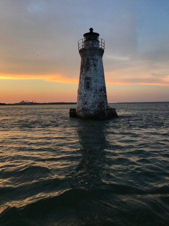 Captain Mike's Dolphin Tours: Lighthouse