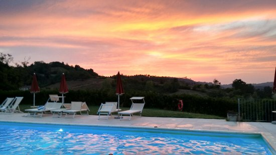 A beautiful and peaceful location in Tuscany