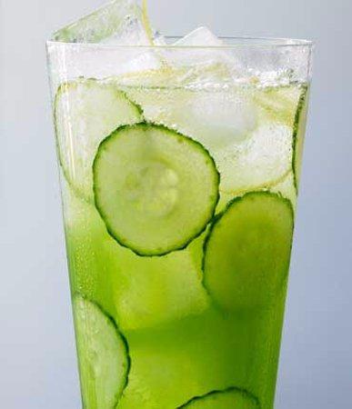 Swedesboro, Nueva Jersey: cucumber lemonade