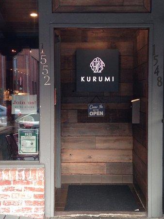 Welcome to Kurumi, Walnut Creek