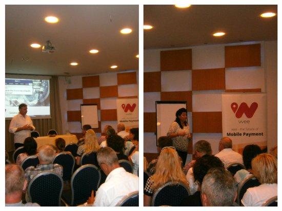 Ptuj, Slovenia: ✿⊱╮♫♪☻wee Day Slovenia : CSO Ivan Bezjak & CSO Valerija Ornik presenting benefits of #wee