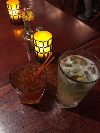 Fred's: Cocktails.