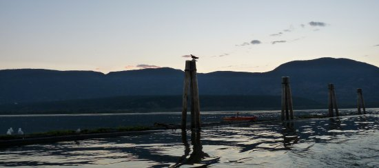 Salmon Arm, Canadá: just a interesting shot