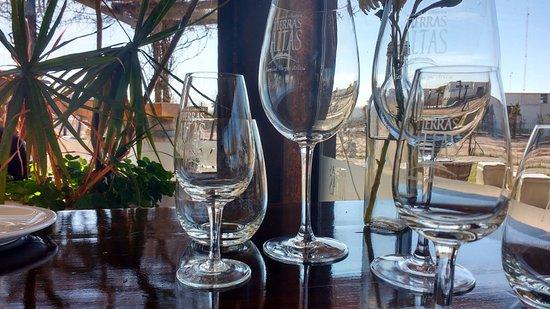 Lujan de Cuyo, الأرجنتين: Foto de restaurant