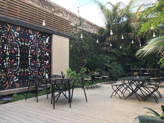 Fierro Hotel Buenos Aires: Terraza restaurante del Hotel: UCO