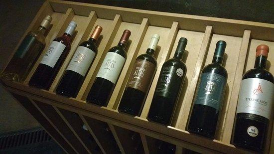 Lujan de Cuyo, Argentina: Tipos de vino