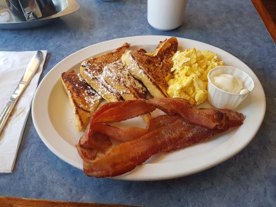 Groveland, Californien: french toast