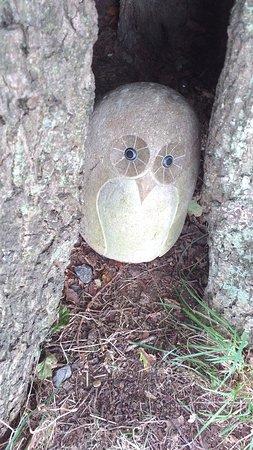 Helmsley, UK: Stone Owl