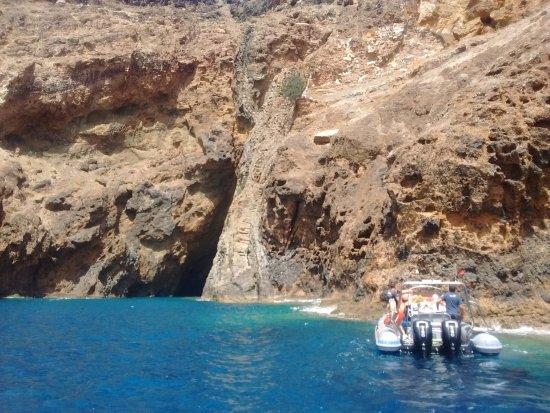 Pestana Porto Santo All Inclusive: Sea adventure trip.